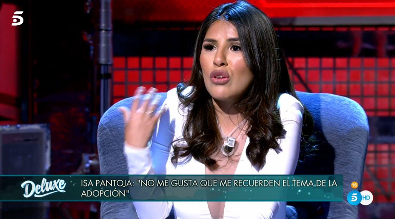 """Isa P: """"Si mi madre me dice 'ven', lo dejo todo y me quedo a vivir con ella en Cantora. Con o sin Asraf"""""""