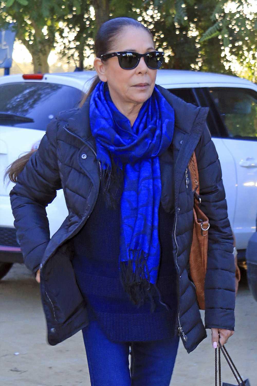 Isabel Pantoja se pronuncia pero no sobre las declaraciones de su hijo Kiko Rivera