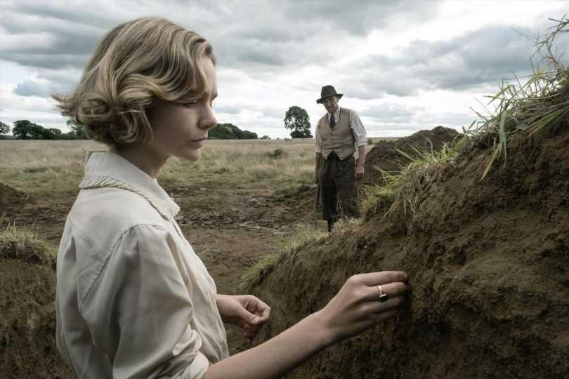 'La excavación': La historia real detrás de la película de Netflix
