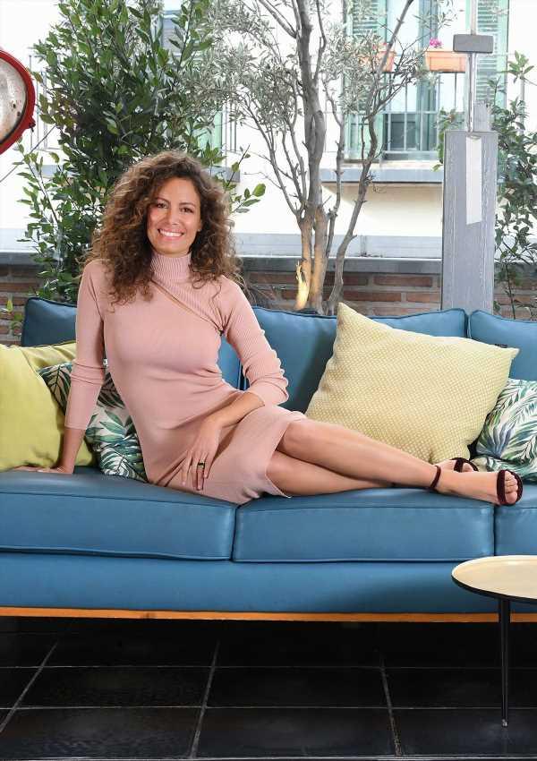 Laura Madrueño, espectacular con las tendencias de moda de la temporada
