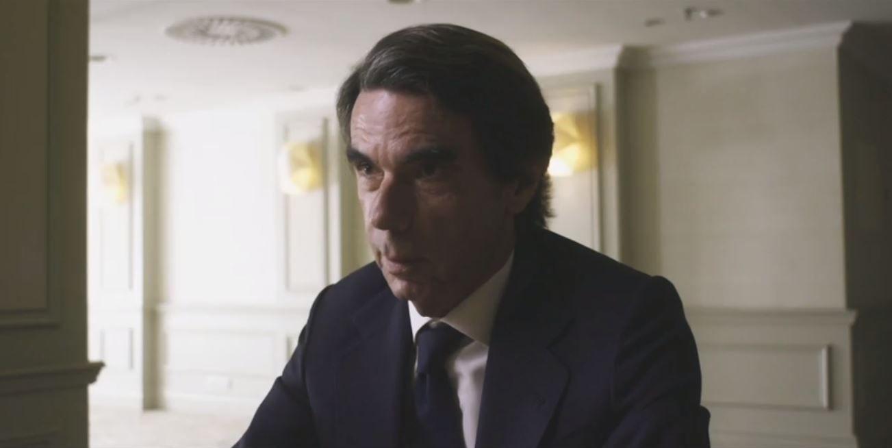 'Lo de Évole' regresa entrevistando a José María Aznar