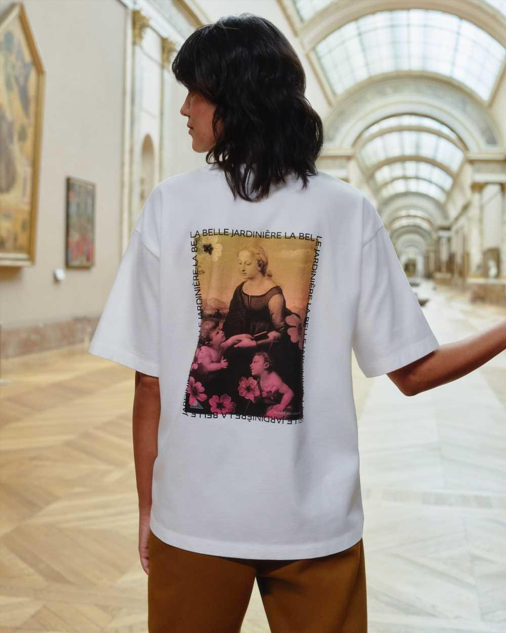 Louvre x Uniqlo: una colección repleta de arte