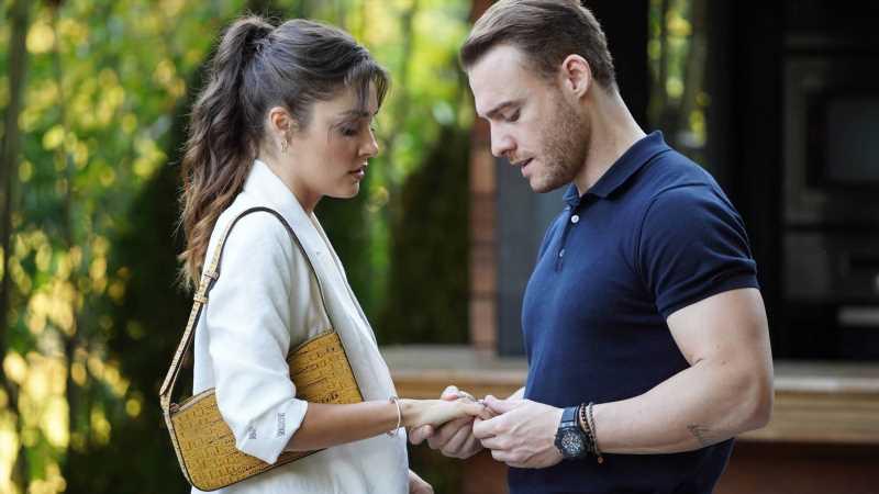 'Love is in the air': Eda le devuelve el anillo a Serkan en el capítulo de hoy