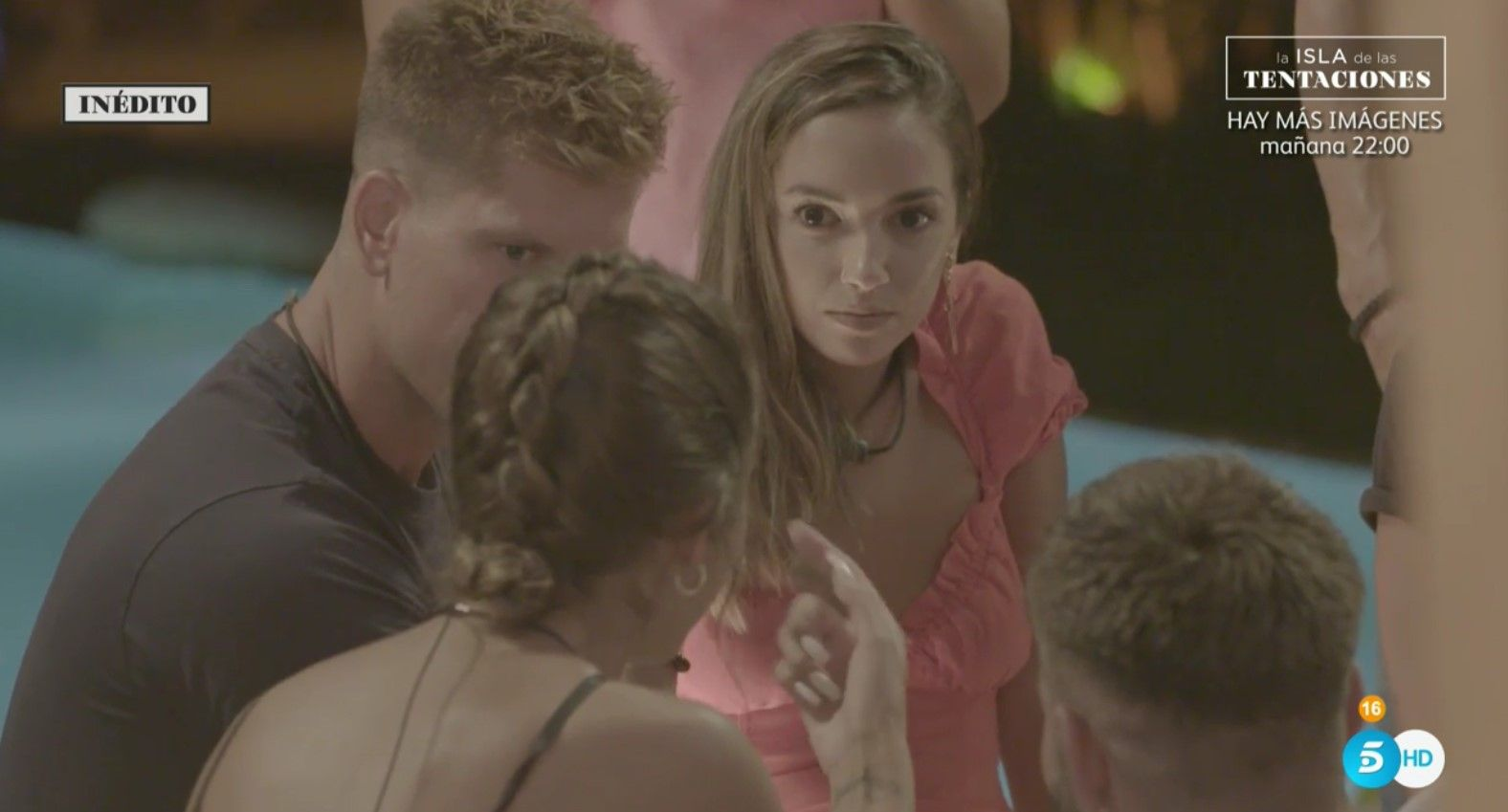 Lucía cuenta a los tentadores su gran decepción con Manuel