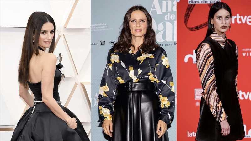 'Madres paralelas': Penélope Cruz y Milena Smit con Almodóvar