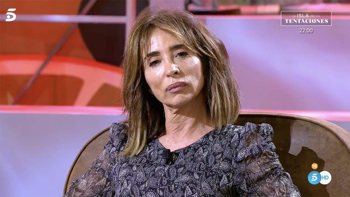 Sálvame: María Patiño confiesa estar muy defraudada con Gustavo González