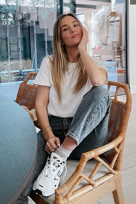 Ni Nike ni Converse, estas son las zapatillas que no se quitan las influencers