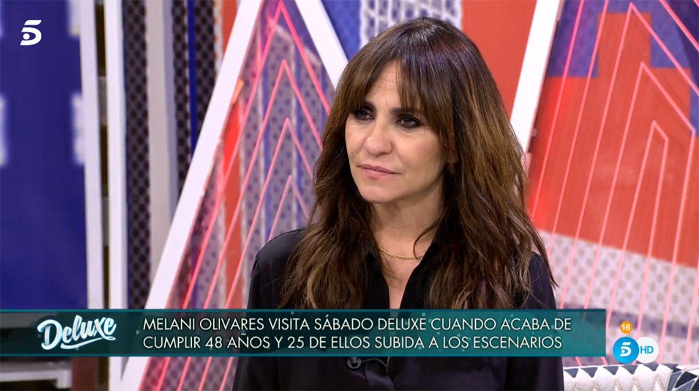 """Melani Olivares: """"Toda la vida me han gustado los hombres y las mujeres"""""""