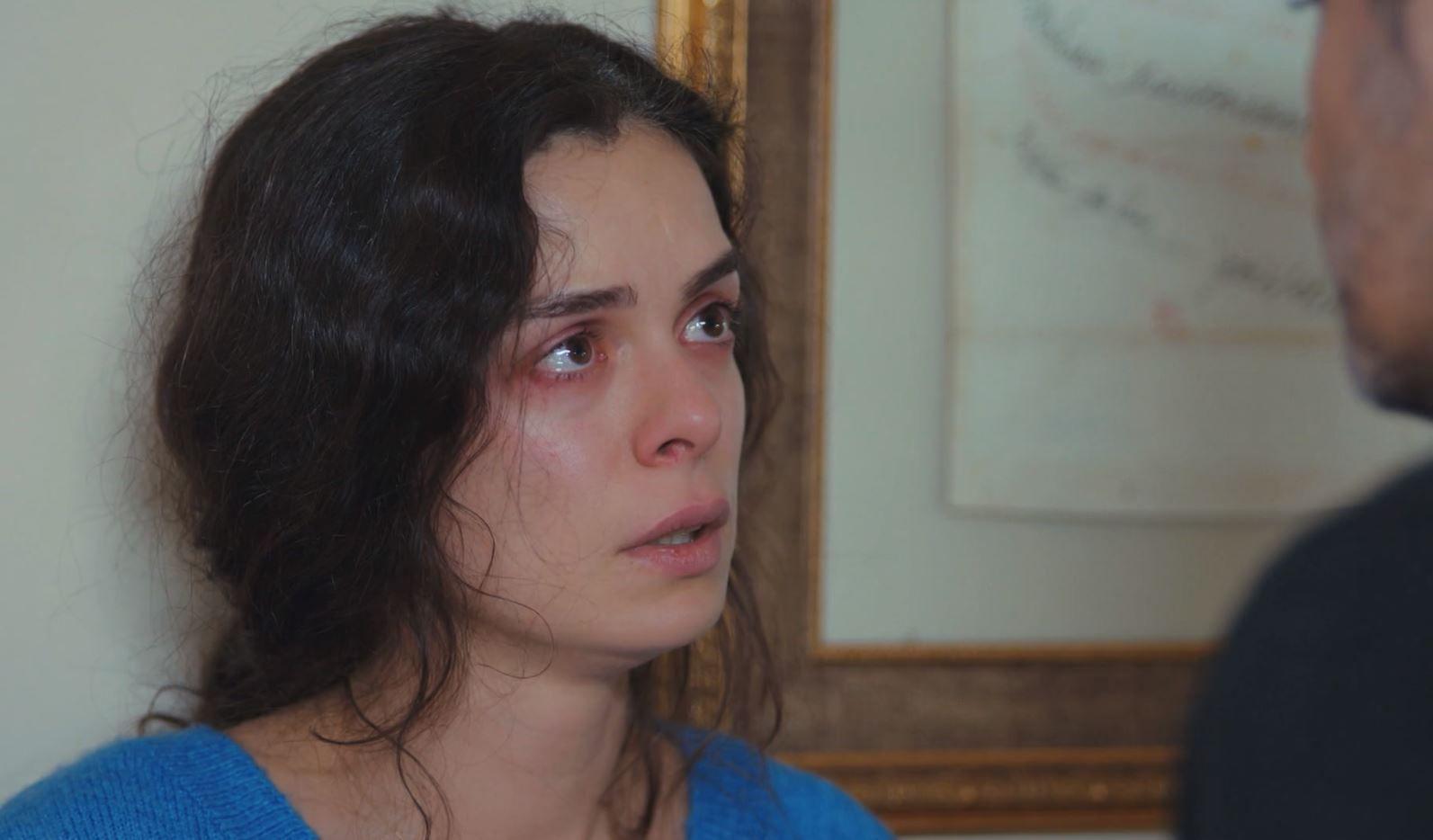 'Mujer': Bahar culpa a Sarp de la muerte de Yeliz