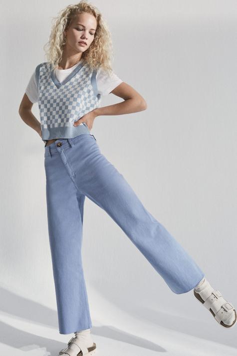 El único pantalón culotte que queremos está en lo nuevo de Stradivarius en 5 colores y con un diseño que adelgaza y estiliza