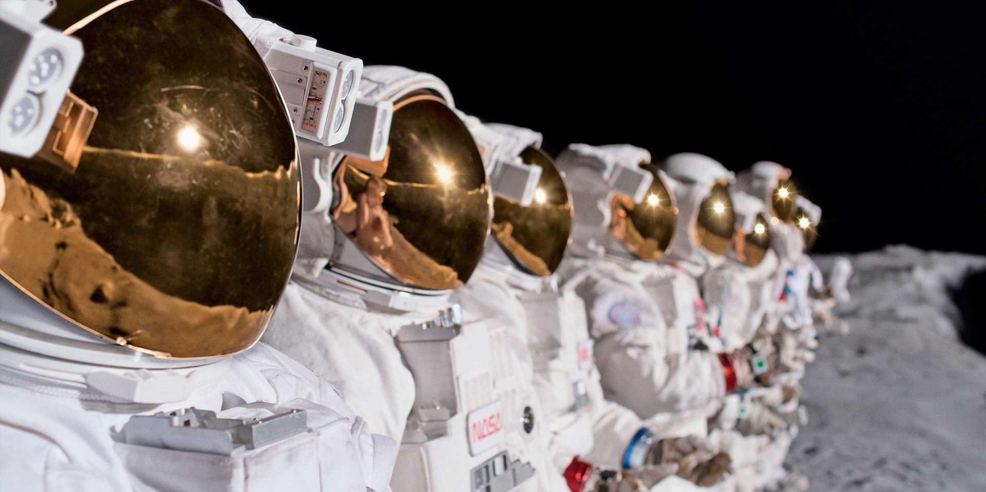 'Para toda la humanidad 2': La Guerra Fría se libra en la Luna
