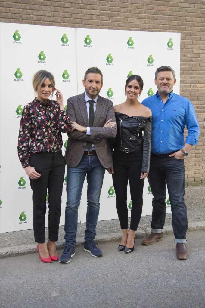 Cristina Pedroche y Miki Nadal se convierten en Isabel Pantoja y Kiko Rivera
