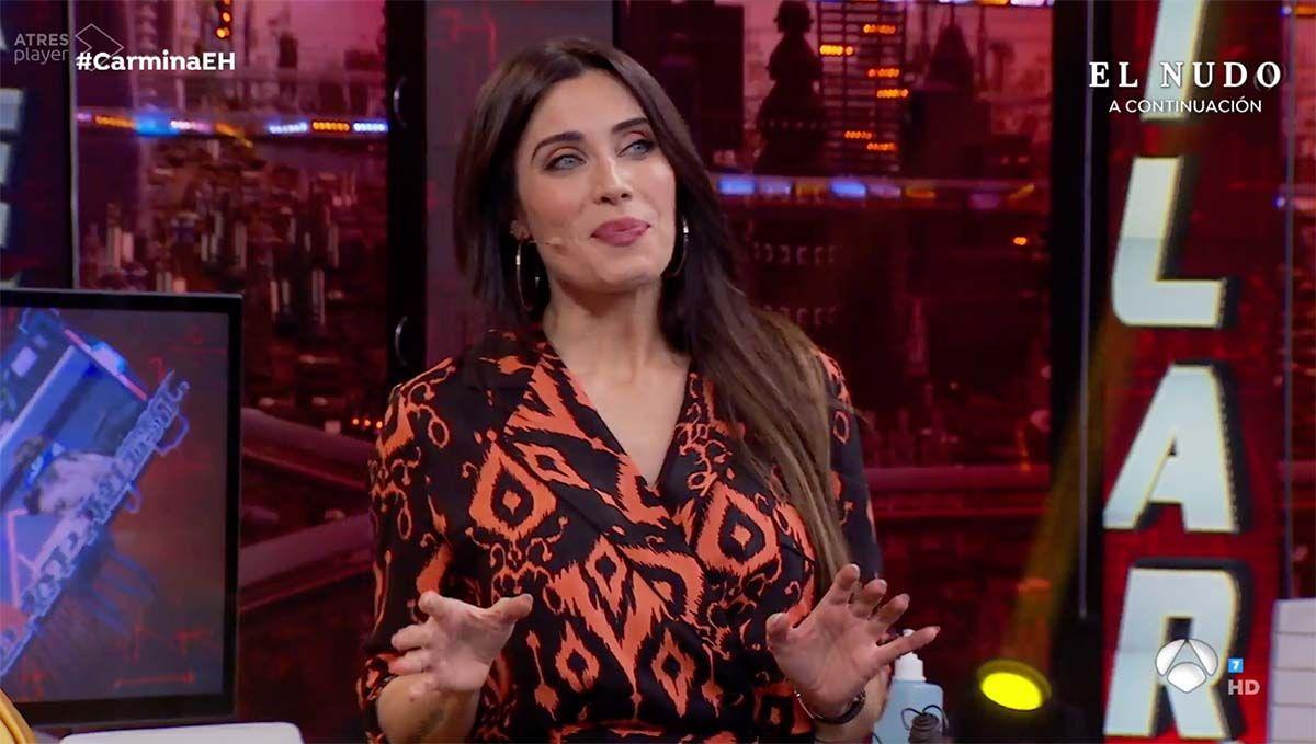 El Hormiguero: Pilar Rubio pone en peligro a Nuria Roca y Juan del Val en su nuevo reto