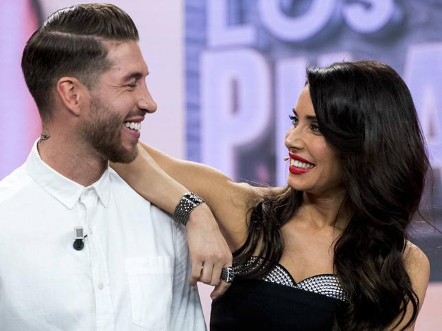Pilar Rubio y Sergio Ramos se mudan a su nueva casa