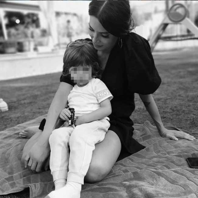 Pilar Rubio, su planazo familiar de sábado