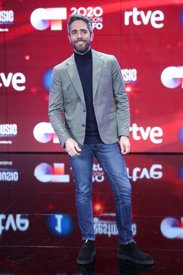 Roberto Leal, de presentador a dibujante
