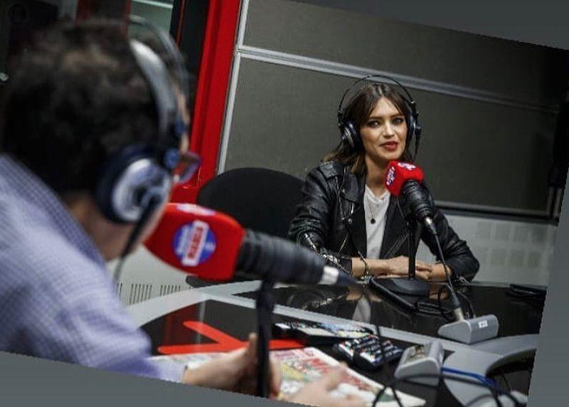 Sara Carbonero se reencuentra con David Cantero en la radio