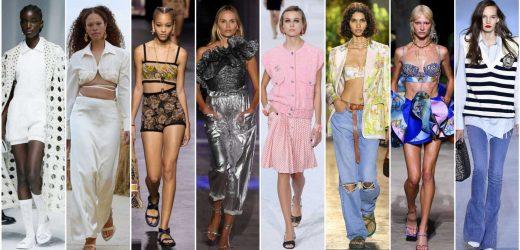Tendencias de moda de primavera verano 2021 que triunfarán