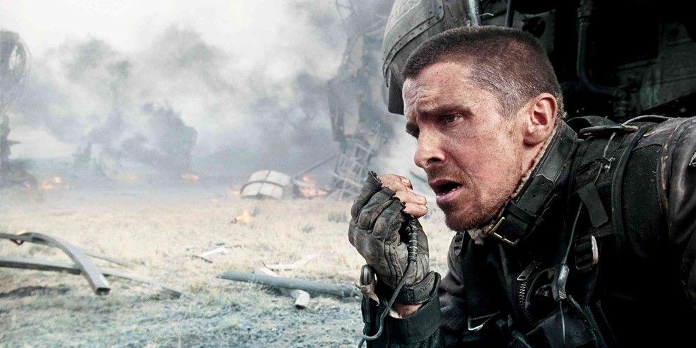 Christian Bale toma el relevo de Schwarzenegger, en 'Terminator Salvation'