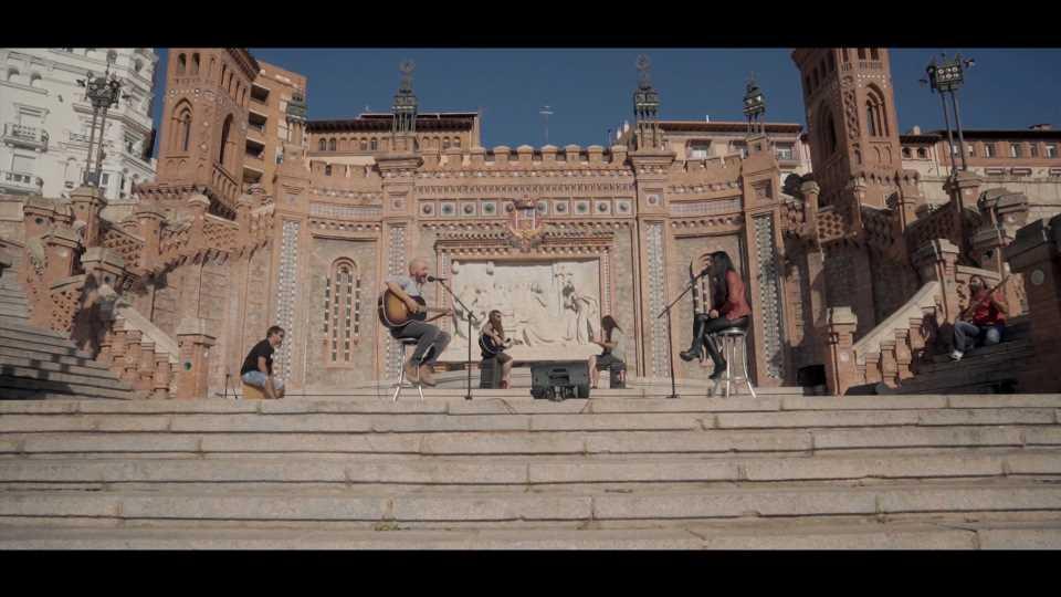 'Un país para escucharlo', con Ariel Rot en Aragón