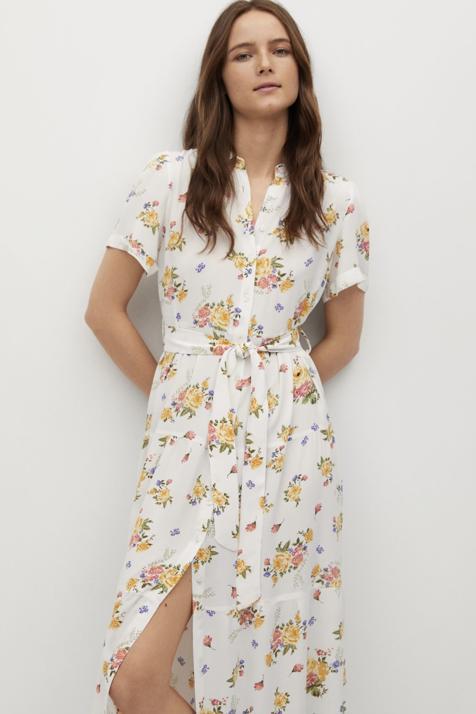 Prepárate para la primavera con los vestidos más originales y favorecedores que Mango presenta en su nueva colección