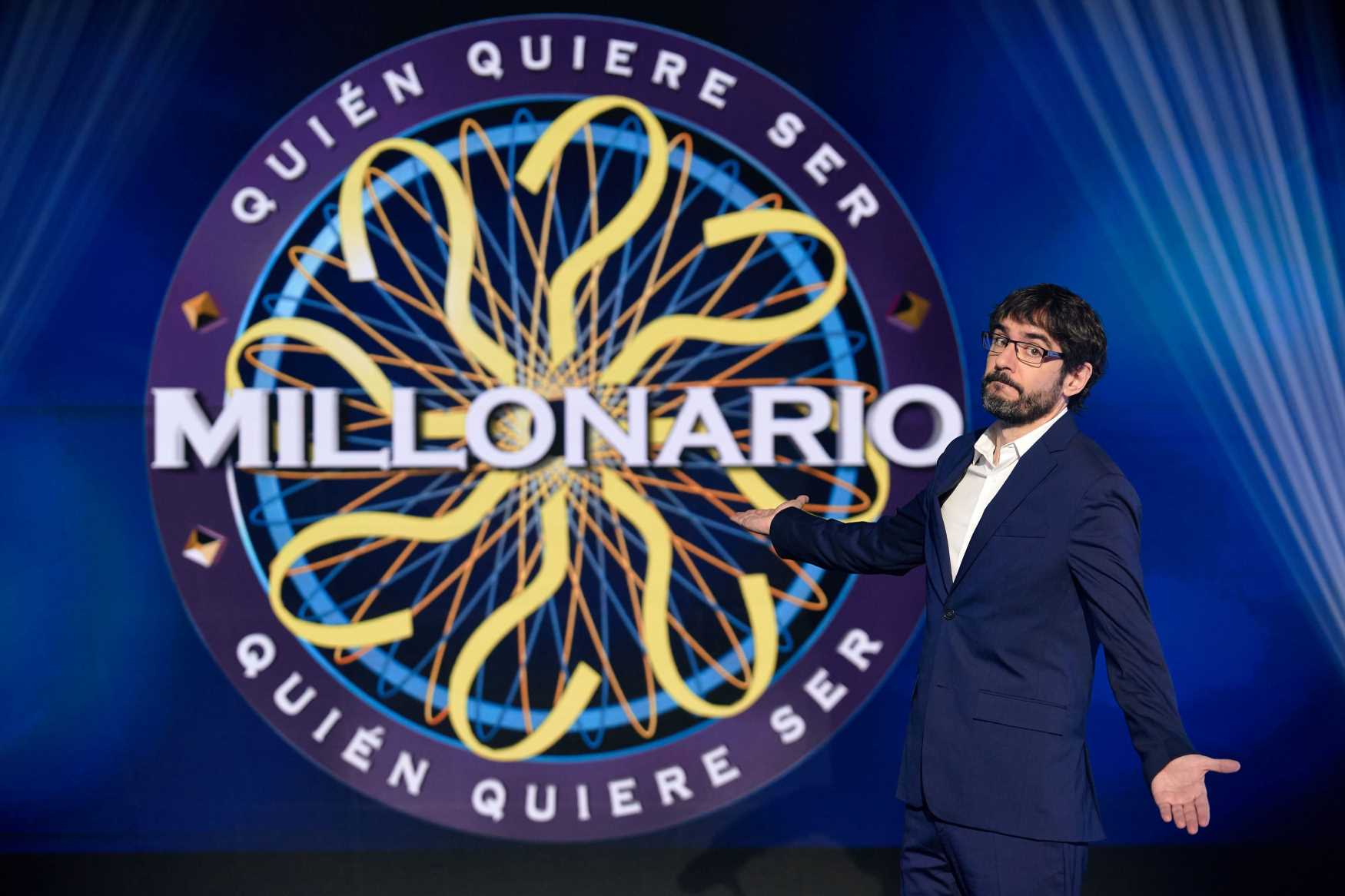 '¿Quién quiere ser millonario?': Juanra Bonet estrena la edición con famosos