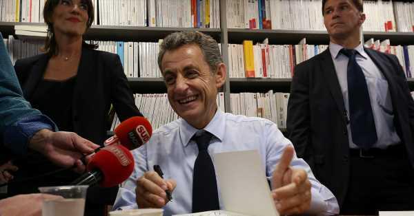 Traiciones, infidelidades y corrupción:  lo que Nicolas Sarkozy olvidó contar en su autobiografía