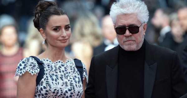 Pedro Almodóvar y Penélope Cruz inician en Madrid el rodaje de 'Madres paralelas', su nueva película
