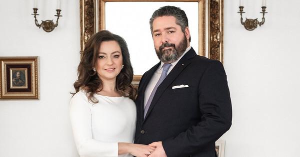 El gran duque Jorge Romanov y Rebecca Bettarini ya tienen fecha para su boda, a la que han invitado a los reyes españoles