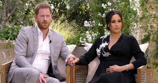 Mucha diplomacia y poca emoción: lo que desvela el lenguaje corporal de Meghan y Harry en la entrevista (según una experta en comunicación)