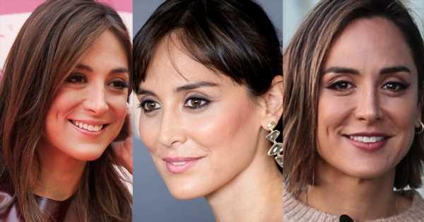 La evolución de Tamara Falcó a través de su pelo: de la melena capeada al blunt bob de tendencia