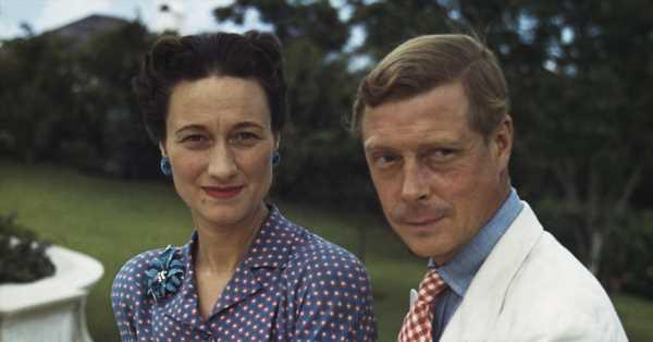 Cuando el duque de Windsor y Wallis Simpson dieron su propia entrevista explosiva en 1970