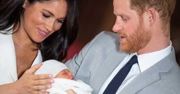 Quién puede ser príncipe en la familia real británica: la polémica sobre el título de Archie