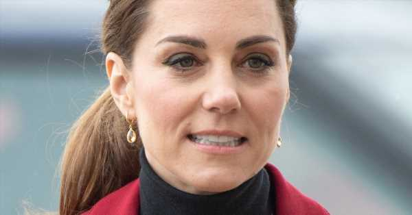 Kate Middleton homenajea, sin séquito, a Sarah Everard