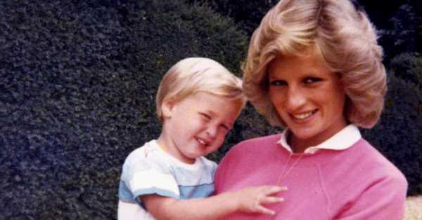 Las tarjetas para Diana que los hijos de Kate y Guillermo le han hecho por el Día de la Madre: Papá te echa de menos