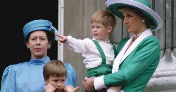 No quiero ver a esa mujer: el rencor de la princesa Margarita hacia Diana explica lo difícil que lo tienen Harry y Meghan para reconciliarse con la familia real