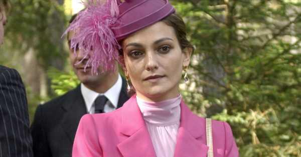 Laura Ponte: A la infanta Pilar le encantaba mi manera de vestir. A mí me gustan la reina Sofía y la tía Pecu, tan hippies