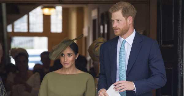 Meghan y Harry reconocen que no estaban casados antes de la boda real en Windsor