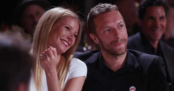Gwyneth Paltrow confiesa que nunca quiso divorciarse de Chris Martin