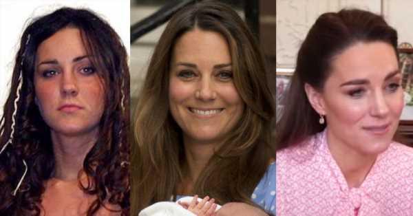 La evolución de Kate Middleton a través de su pelo: de las tenacillas a la estética setentera o el flequillo largo