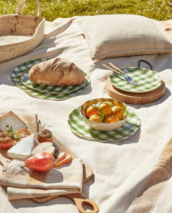 Zara Home estrena la colección de Pícnic más ideal