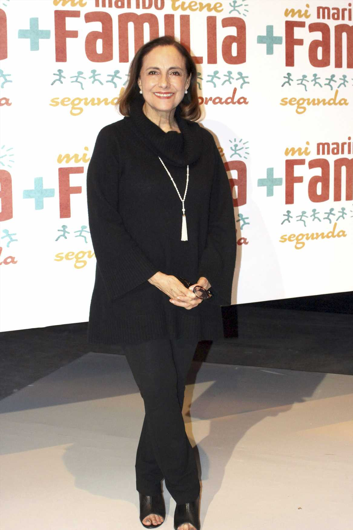 """Diana Bracho: """"Admiro a todos mis personajes"""""""