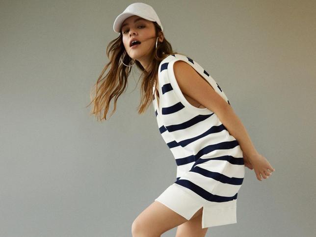 El vestido con más tendencias del momento es este de Pull&Bear y que tú también vas a querer en tu armario