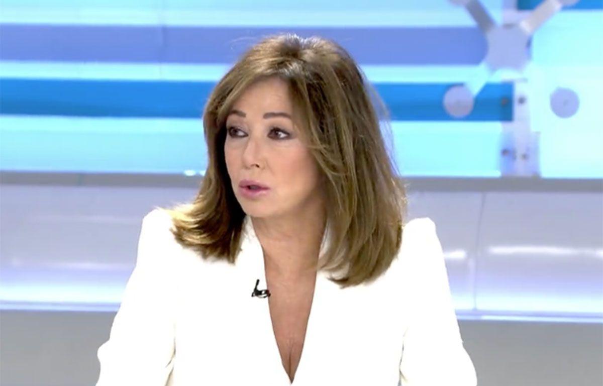 Ana Rosa, muy afectada por las declaraciones de Rocío Carrasco