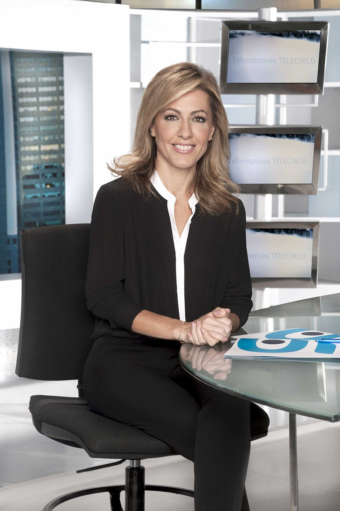 """Ángeles Blanco analiza el último año en 'Informativos Telecinco': """"Los bulos ya existían"""""""