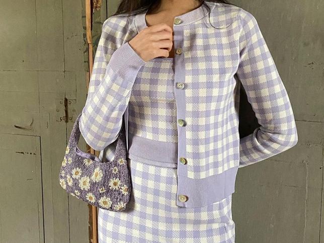 El bolso de crochet es el accesorio imprescindible de la primavera (y en Mango están los más bonitos y originales)
