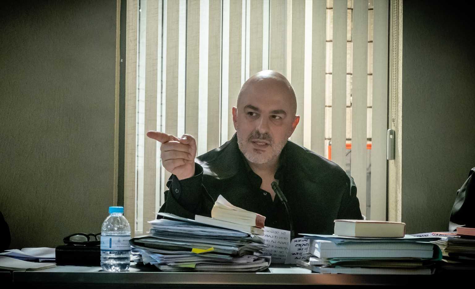 Roberto Álamo llega a Cuatro como 'Caronte'