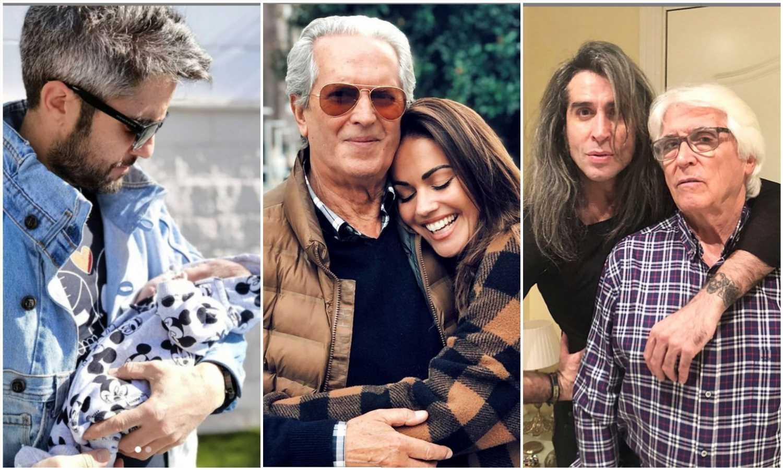 'Día del Padre': las dedicatorias más bonitas de los televisivos a sus progenitores