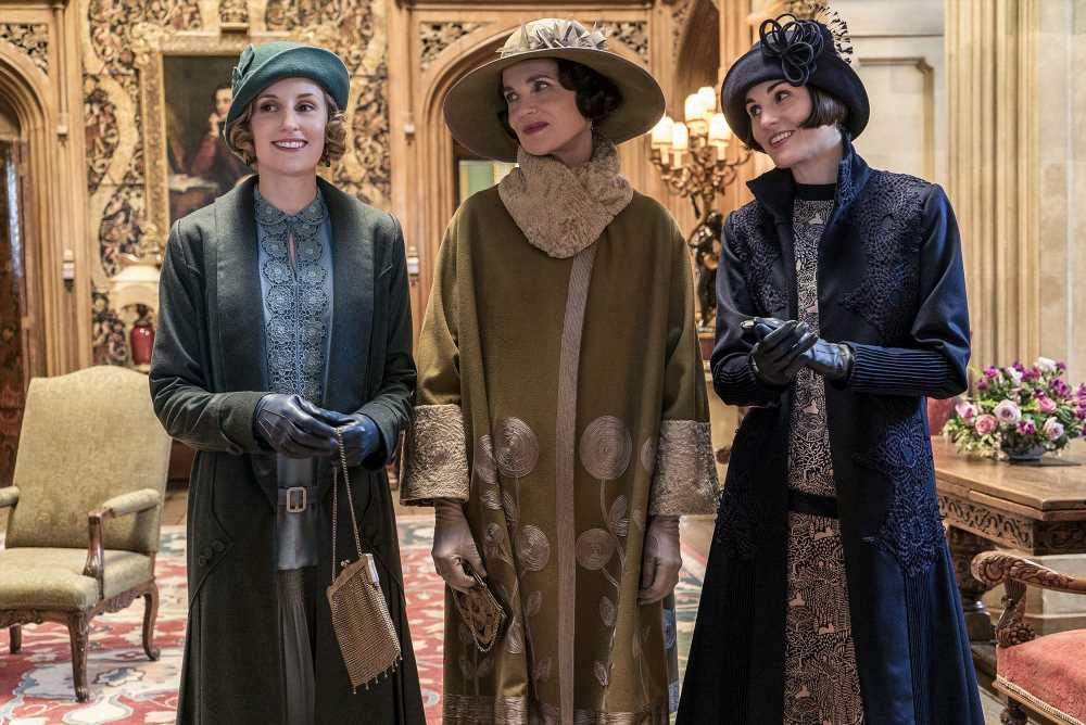 Lo que sabemos de la posible secuela del filme de Downton Abbey