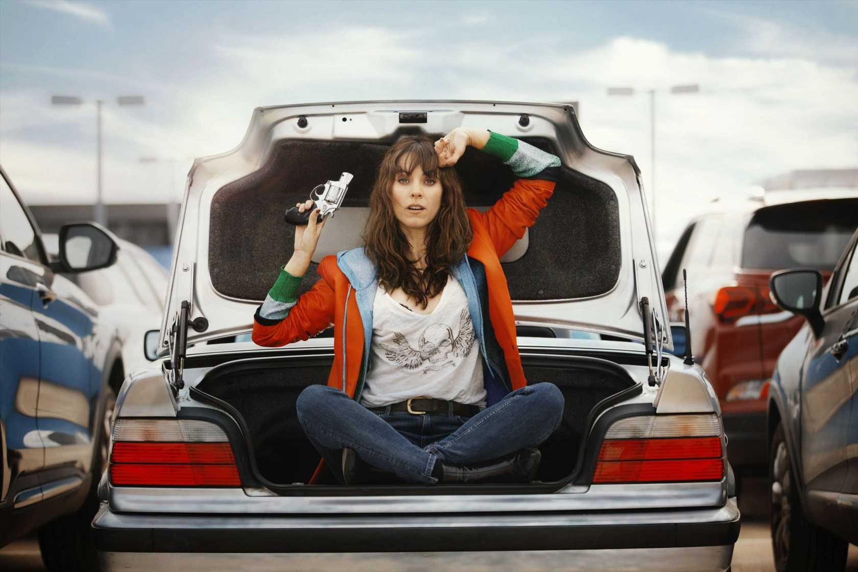 Maggie Civantos protagoniza la serie 'Express', del creador de 'Vis a Vis', en Starzplay